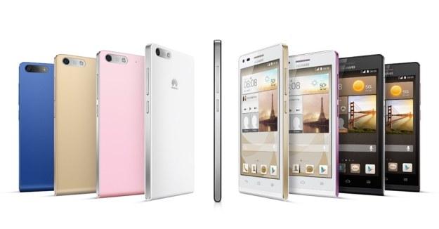 Huawei Ascend G6 4G LTE /materiały prasowe