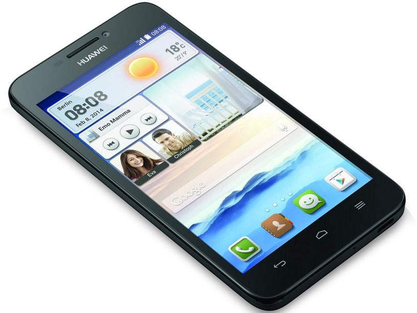 Huawei Ascend G630 biały /materiały prasowe