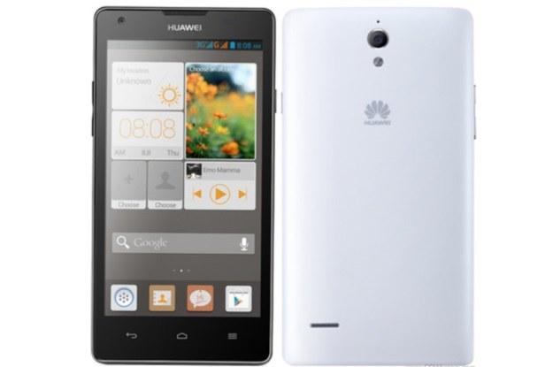 Huawei Ascend G700 /materiały prasowe