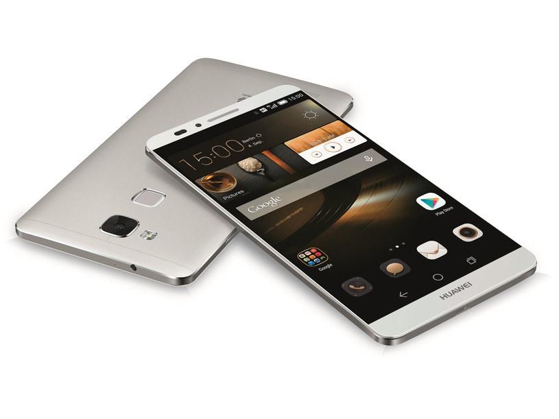 Huawei Ascend Mate 7 to dobry smartfon. Mate 8 będzie jeszcze lepszy /materiały prasowe