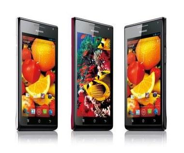 Huawei Ascend P1 S - najcieńszy smartfon świata