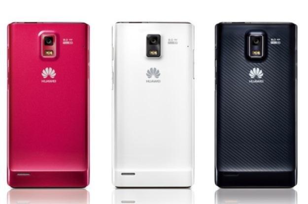 Huawei Ascend P1 /materiały prasowe