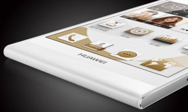 Huawei Ascend P6 /materiały prasowe