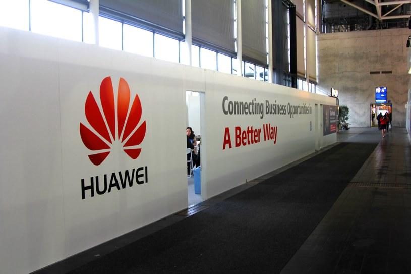 Huawei bardzo szybko zyskuje popularność /materiały prasowe