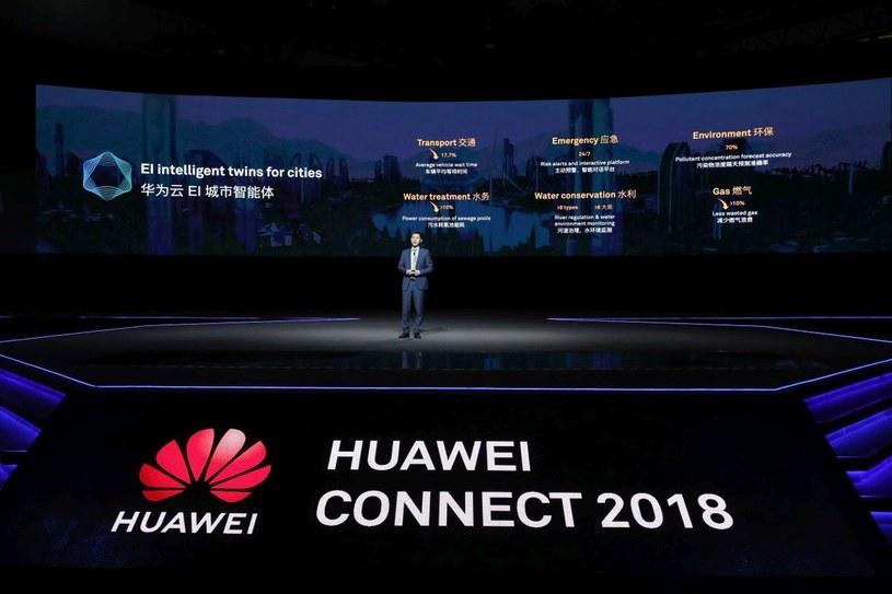 Huawei Cloud EI napędza modernizację przemysłu /materiały prasowe