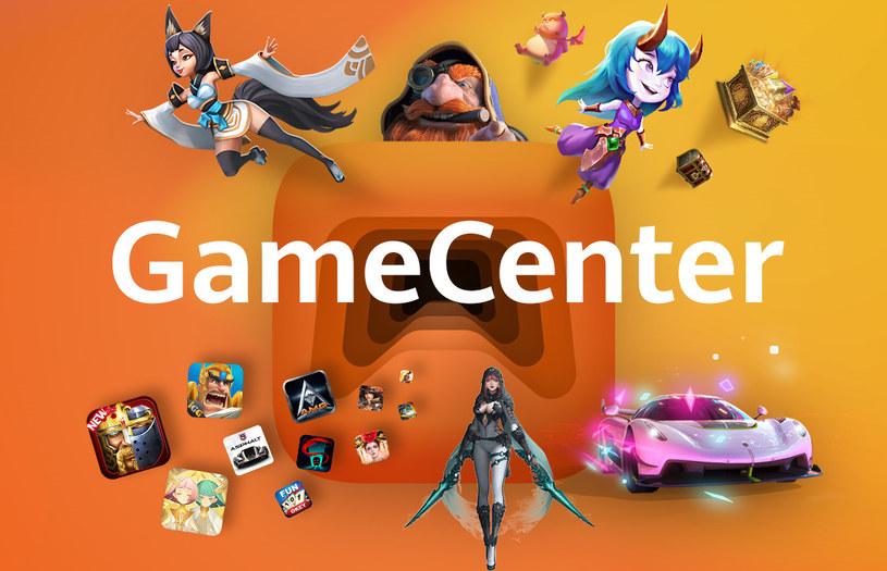 Huawei Game Center /materiały prasowe