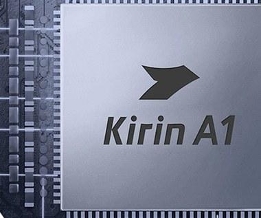 Huawei Kirin A1 - czip dla urządzeń ubieralnych i słuchawek