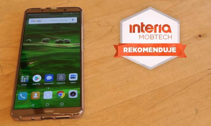 Huawei Mate 10 Pro otrzymuje REKOMENDACJĘ serwisu Mobtech Interia /INTERIA.PL