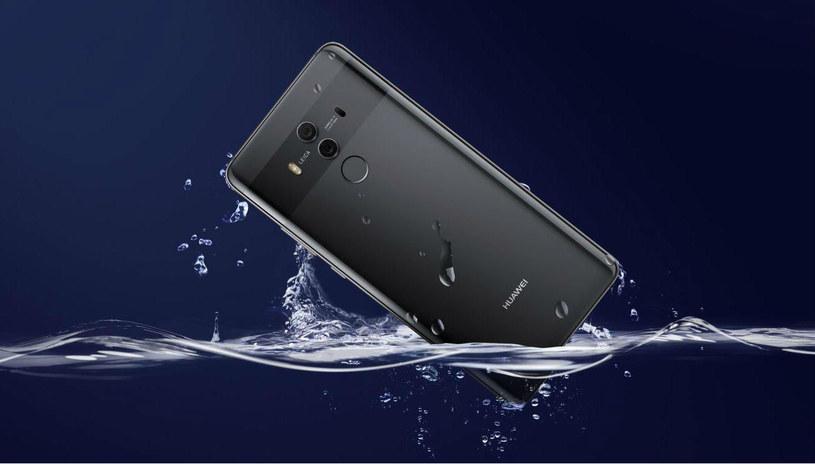 Huawei Mate 10 Pro /materiały prasowe