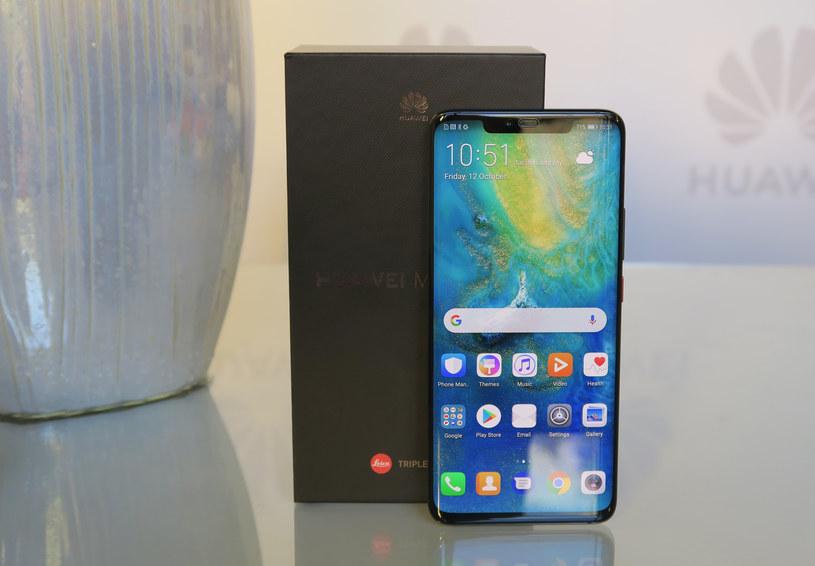Huawei Mate 20 Pro /INTERIA.PL