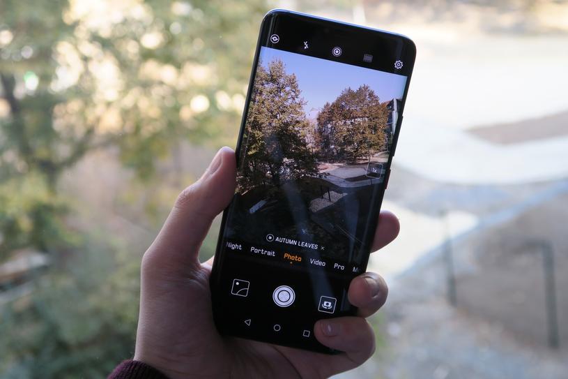 Huawei Mate 20 Pro Test