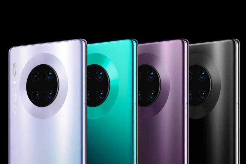Huawei Mate 30 /materiały prasowe