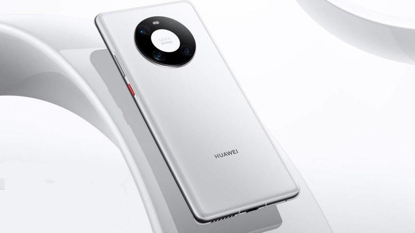 Huawei Mate 40 Pro /materiały prasowe