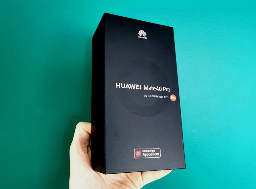 Huawei Mate 40 Pro /INTERIA.PL