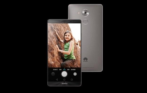 Huawei Mate 8 /materiały prasowe