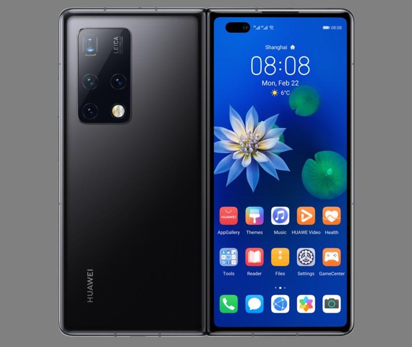 Huawei Mate X2 /materiały prasowe