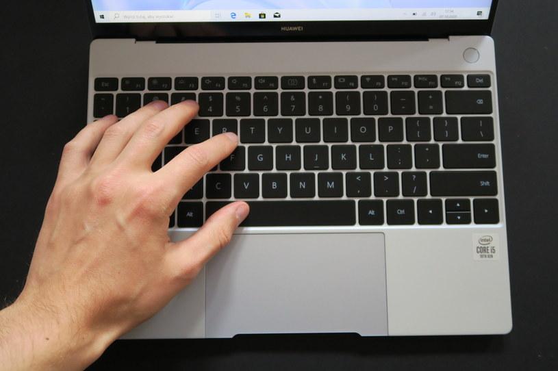 Huawei MateBook X /INTERIA.PL