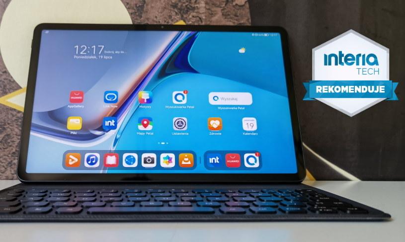 Huawei MatePad 11 otrzymuje REKOMENDACJĘ serwisu Interia Technologie /INTERIA.PL
