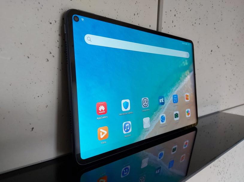 Huawei MatePad Pro /INTERIA.PL