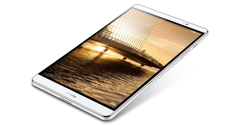 Huawei MediaPad M2 8.0 /materiały prasowe