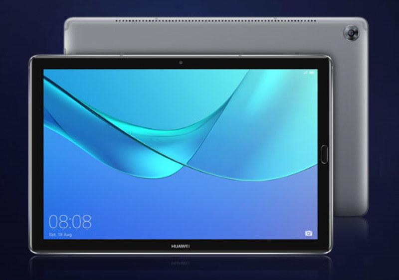 """Huawei MediaPad M5 lite 10"""" /materiały prasowe"""