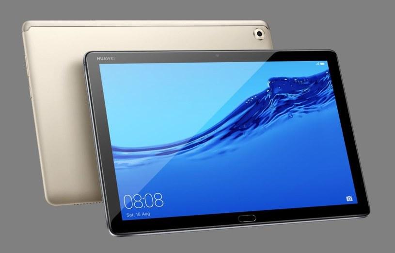 Huawei MediaPad M5 lite /materiały prasowe