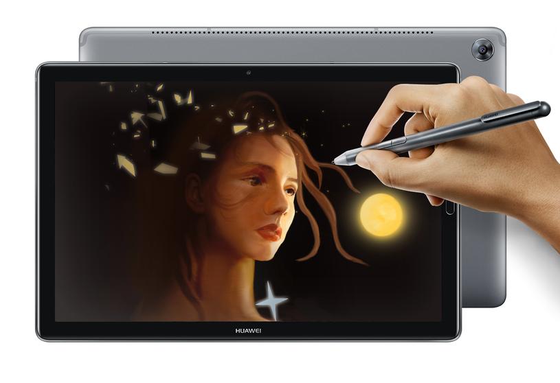 Huawei MediaPad M5 /materiały prasowe