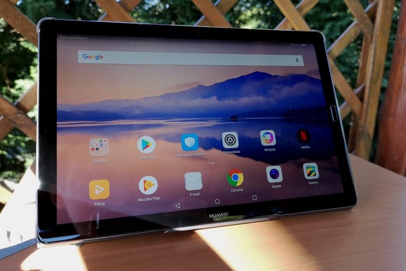 Huawei MediaPad M5 /INTERIA.PL