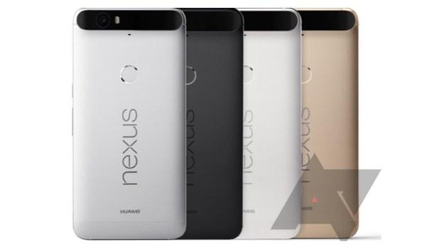 Huawei Nexus 6P. Fot. Android Police /materiały prasowe