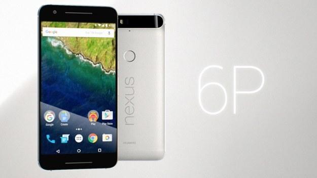 Huawei Nexus 6P /materiały prasowe