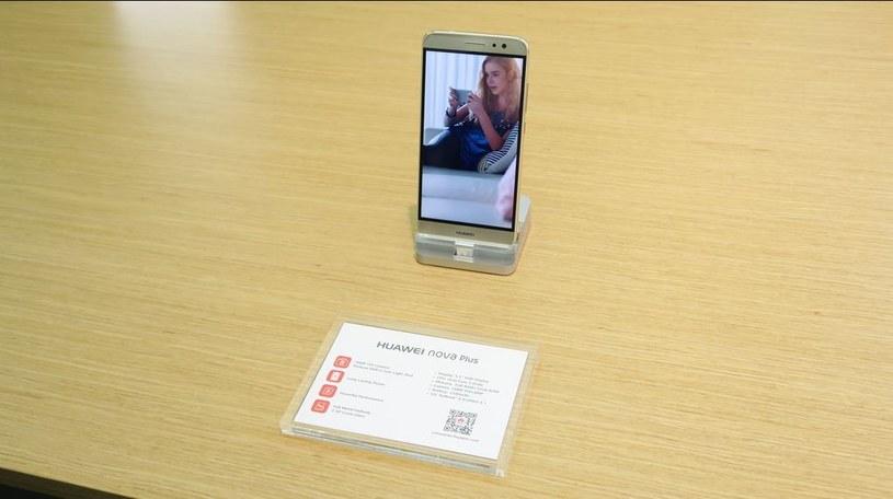 Huawei Nova i Nova Plus to solidne propozycje ze średniej półki /INTERIA.PL