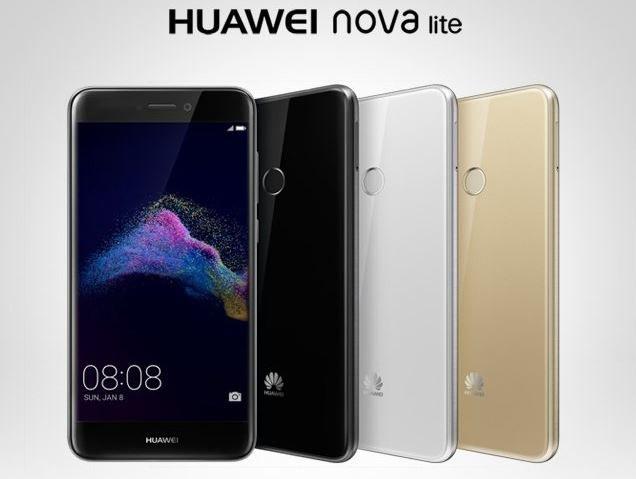 Huawei Nova Lite został przedstawiony w Japonii /materiały prasowe