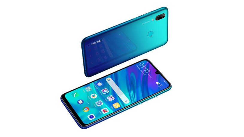 Huawei P Smart 2019 /materiały prasowe