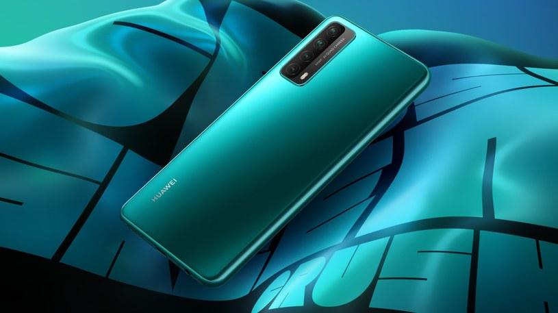 Huawei P smart 2021 /materiały prasowe