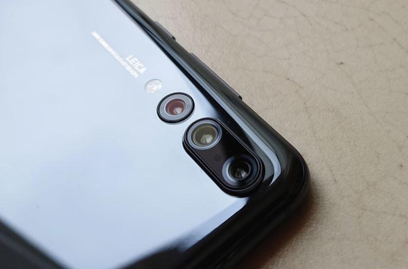 Huawei P20 Pro ma aż trzy aparaty na tylnej ścianie /INTERIA.PL