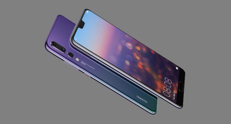 Huawei P20 Pro /materiały prasowe