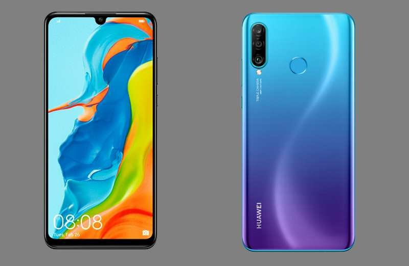 Huawei P30 lite /materiały prasowe