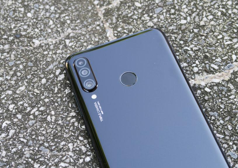 Huawei P30 Lite /INTERIA.PL