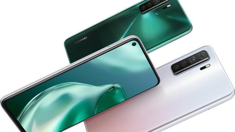 Huawei P40 Lite 5G /materiały prasowe