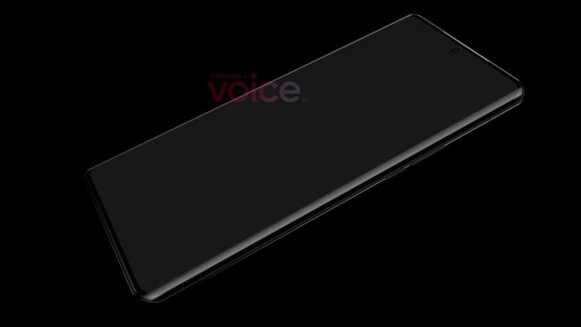 Huawei P50 render / fot. @OnLeaks /materiał zewnętrzny
