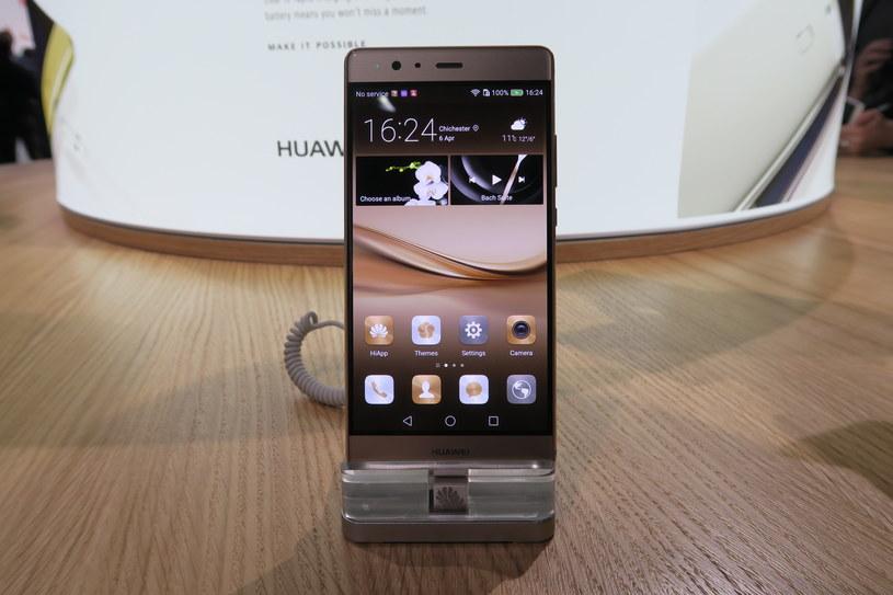 Huawei P9 Plus /INTERIA.PL