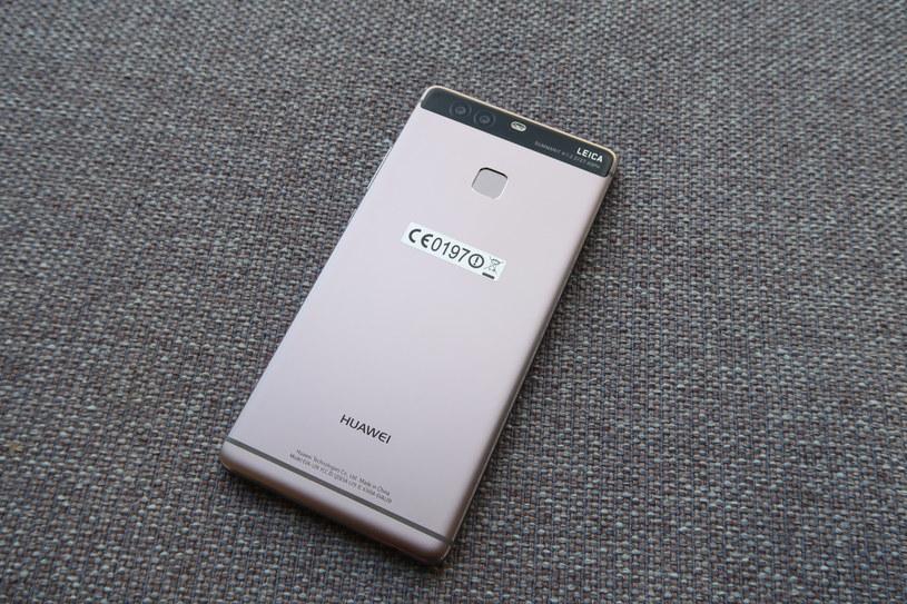 Huawei P9 /INTERIA.PL