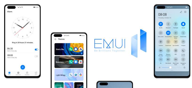 Huawei przygotowuje EMUI 11 /materiały prasowe