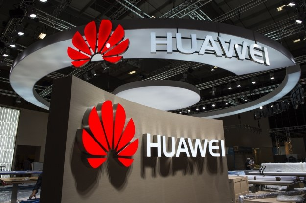 Huawei rośnie w siłę /AFP