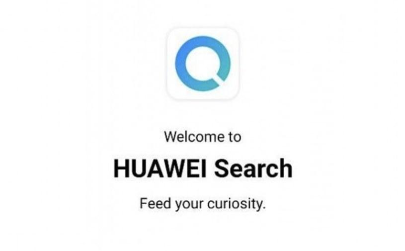 Huawei Search / fot. XDA /materiał zewnętrzny