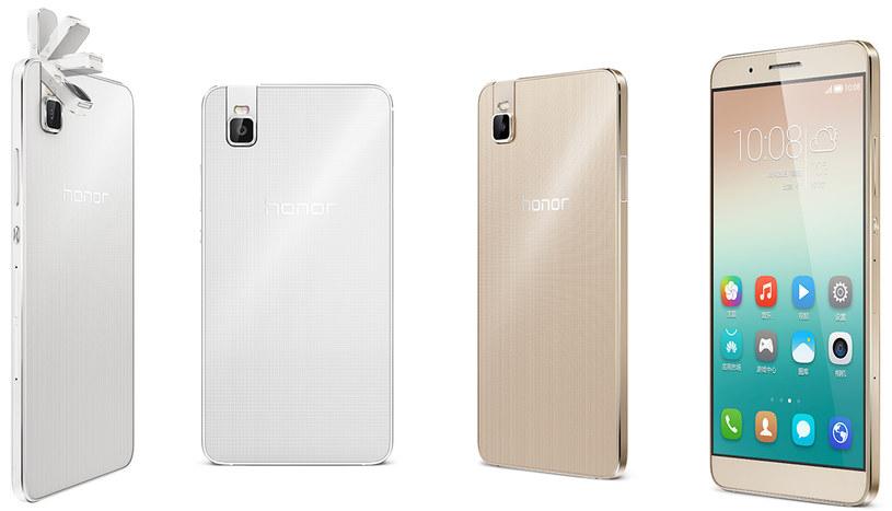 Huawei ShotX /materiały prasowe