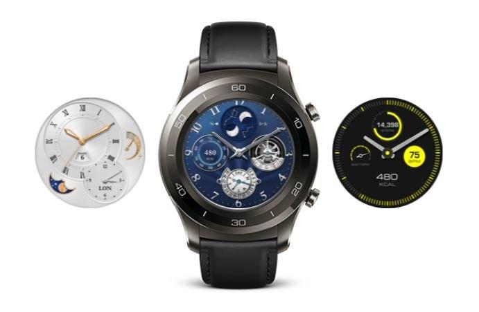 Huawei Watch 2 wciąż zaskakująco dobrze się sprzedaje /materiały prasowe