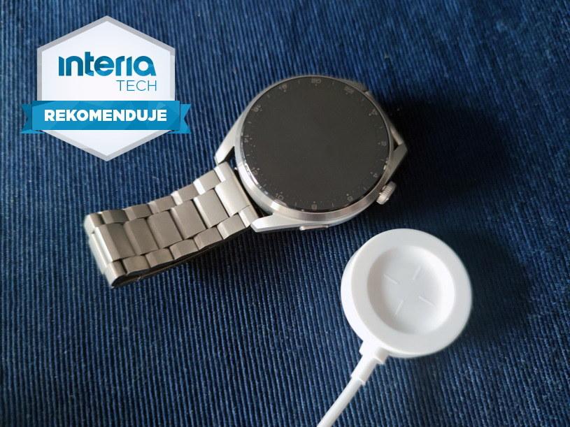 Huawei Watch 3 Pro otrzymuje REKOMENDACJĘ serwisu Interia Tech /INTERIA.PL
