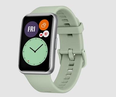 Huawei Watch Fit - dla fanów fitnessu