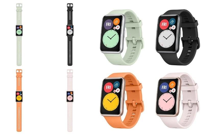 Huawei Watch Fit / fot. PhoneArena /materiał zewnętrzny